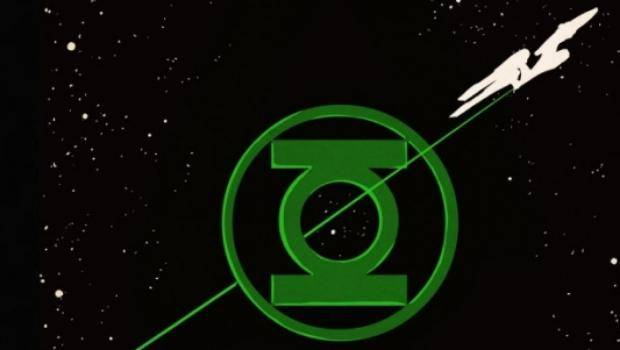 Green Lantern/Star Trek