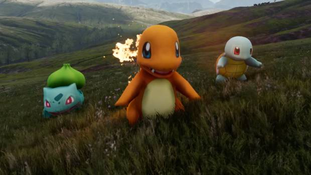 Pokémon Unreal Engine 4