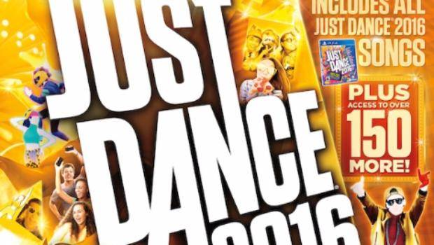 Just Dance Gold Edition