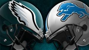 Eagles vs Lions week 12 NFL