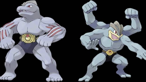 Machamp/Machoke