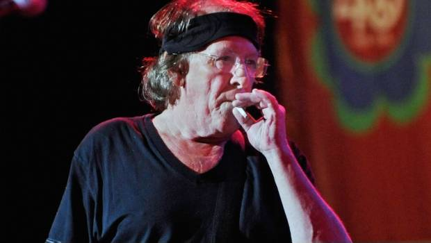 Paul Kantner estuvo en el principio de  Jefferson Airplane.