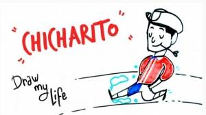 Draw my life de Chicharito