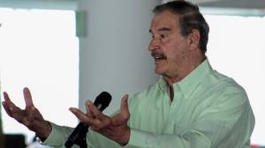 Vicente Fox. Beneficio con obras.