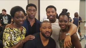 Elenco de Black Panther