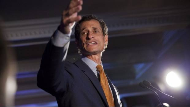 Anthony Weiner, congresista de Estados Unidos