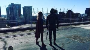 Arrow/Supergirl