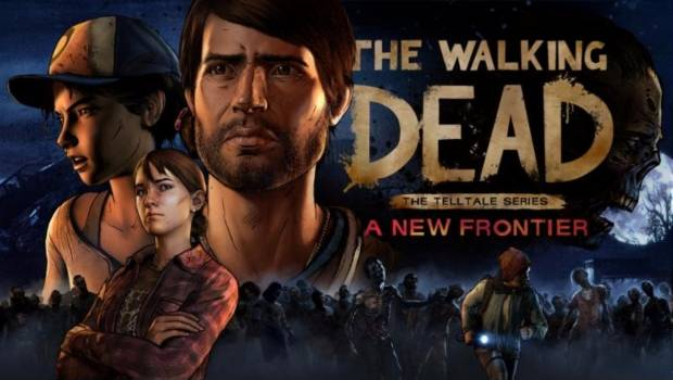 Telltale anuncia fecha de estreno de The Walking Dead: A New Frontier