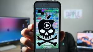 "Captura de pantalla de ""This Video Will CRASH ANY iPhone!""."