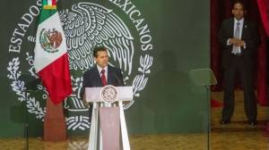 Enrique Peña Nieto. Advertencia.