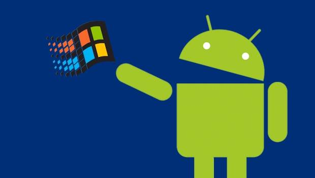 Por primera vez Android supera a Windows en uso de Internet
