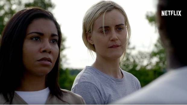 Orange is the New Black lanza trailer oficial de su quinta temporada