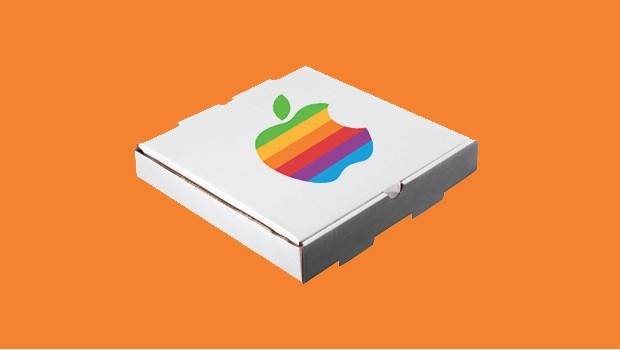 La última patente de Apple es una caja de pizza