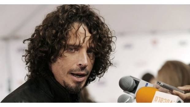 Chris Cornell... lamentable pérdida