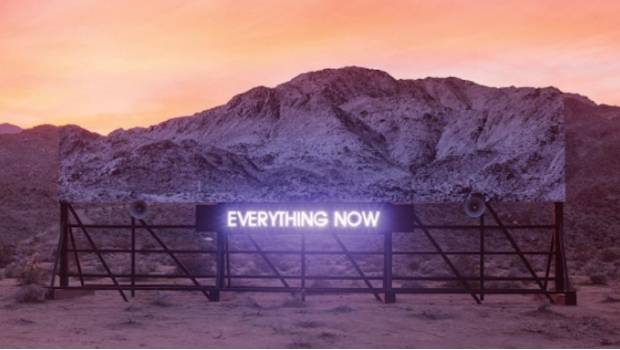 Arcade Fire estrena sencillo 'Everything Now'