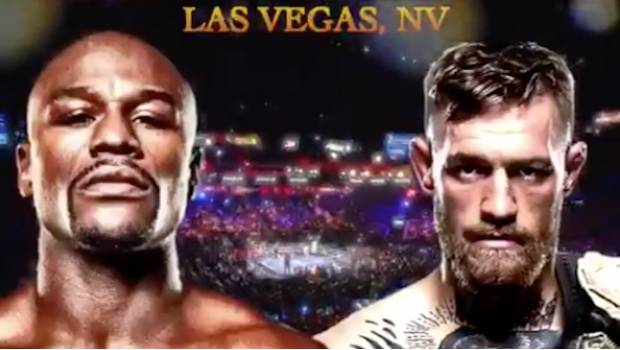 Distorsiona el boxeo — Mayweather vs McGregor
