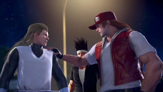La serie animada de The King of Fighters ya tiene trailer