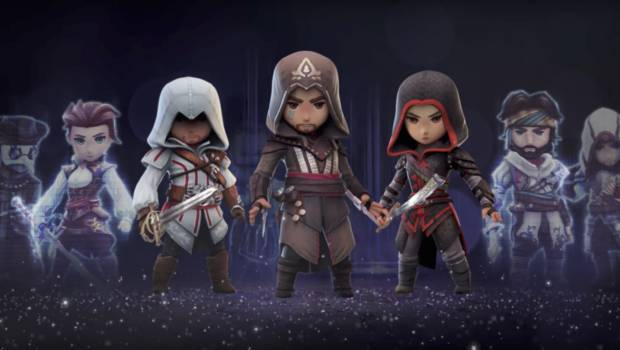 Assassin's Creed llegará a iOS y Android