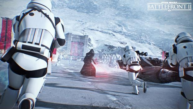 Star Wars Battlefront II: fechas confirmadas para la beta multijugador