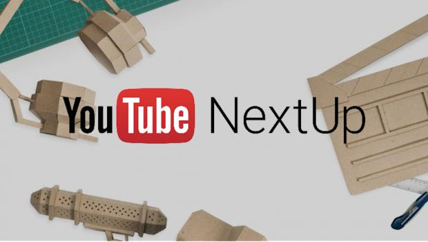 YouTube invita al concurso 'NextUp'