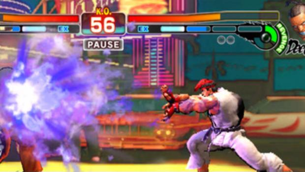 Ya puedes jugar Street Fighter IV: Champion Edition en iPhone