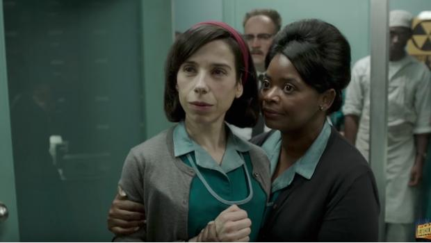 Trailer y póster: The Shape of Water de Guillermo del Toro