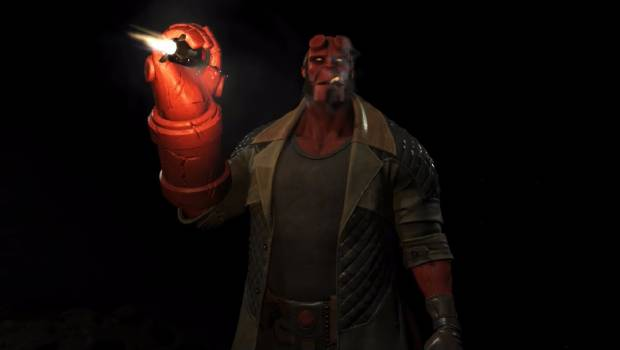 Hellboy, Raiden y Black Manta llegan a Injustice 2