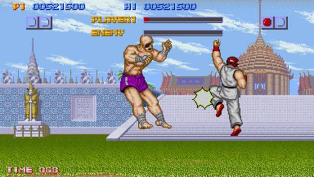 Street Fighter cumple 30 años de vida — Nostalgia gamer