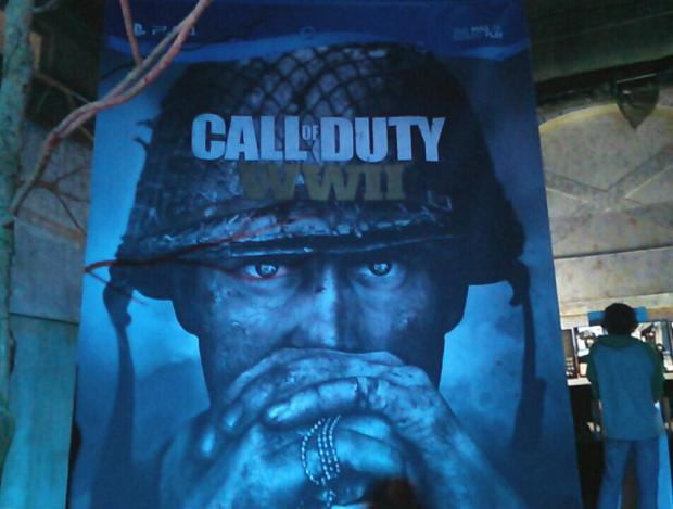Call of Duty: WWII generó $500 MDD en 3 días
