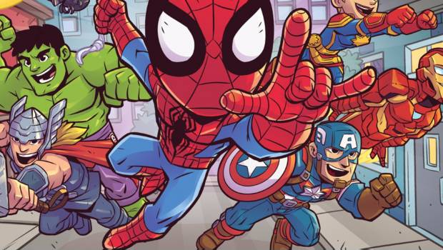 Marvel Malvorlagen Marvel Superhero The Marvel Super: Disney Ya Estaría Trabajando En Una Serie Live-action De