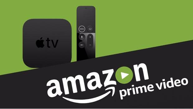Amazon Prime Video ahora está disponible en Apple TV
