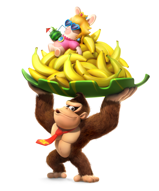 Tropical Freeze llega al Switch este 4 de mayo — Donkey Kong Country