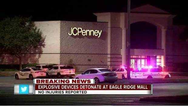 Florida: Eagle Ridge Mall de Lake Walles, evacuado tras explosiones