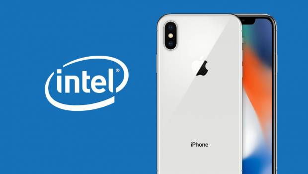 Apple incorporará a Intel en sus iPhone 2018