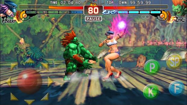 Street Fighter IV: Champions Edition