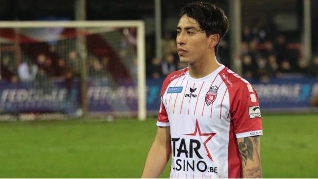 Sin Govea, el Royal Mouscron gana 1-0 al Lierse