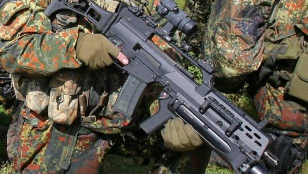 Rifle de asalto Heckler & Koch G36