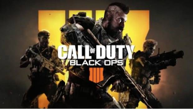 Sale portada de Call of Duty: Black Ops 4