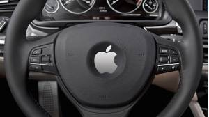 Conecta de un Apple Car.