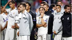 Real Madrid cayó en la Supercopa de Europa