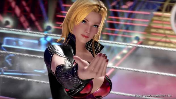 Confirman a Bass, Tina y Mila para Dead or Alive 6