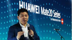 Richard Yu, CEO de Huawei Consumer Business Group.