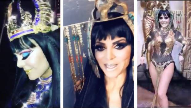 Image result for maribel guardia cleopatra