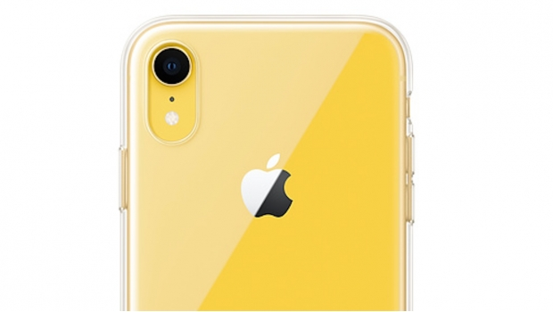 La nueva funda transparente del iPhone XR.