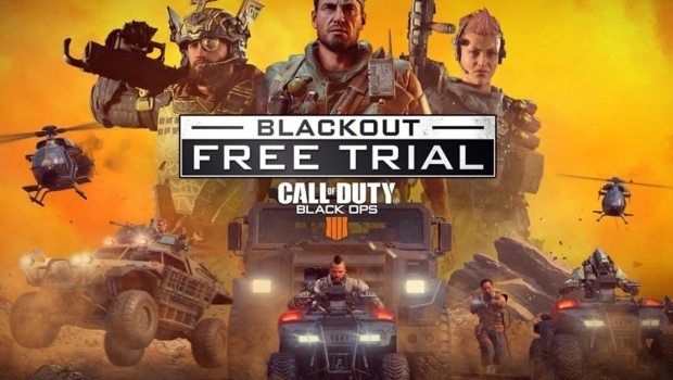 Blackout Free Trial