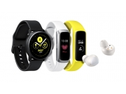 Galaxy Watch Active y Fit