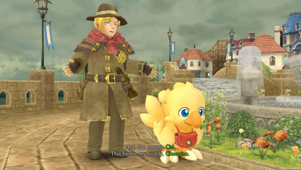 Chocobo's Mystery Dungeon EVERYBUDDY!