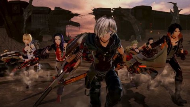 God Eater 3 llegará a Nintendo Switch en julio