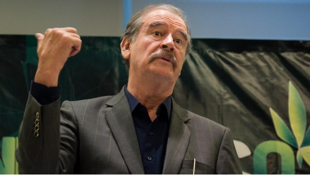 Vicente Fox Quesada.