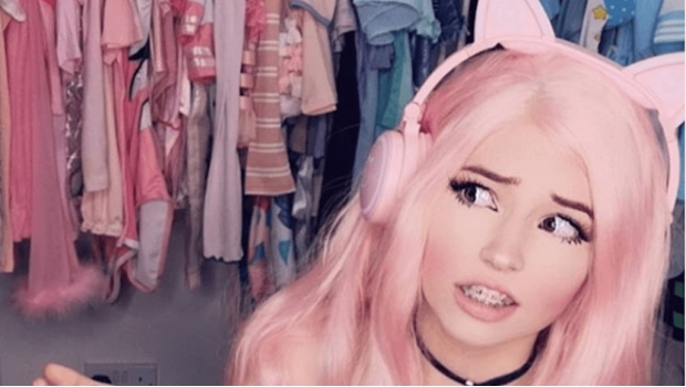 Belle Delphine, 'cosplayer'.